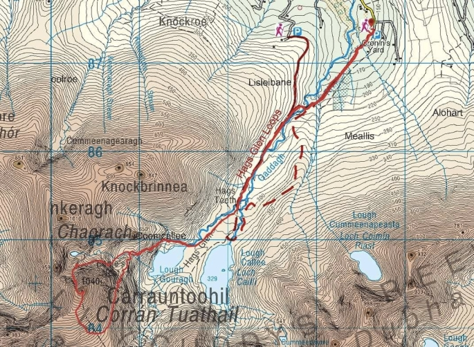Reeks 15:12:2019 Route